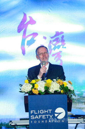 Taiwan's exclusion from ICAO 'defies common sense': AIT head