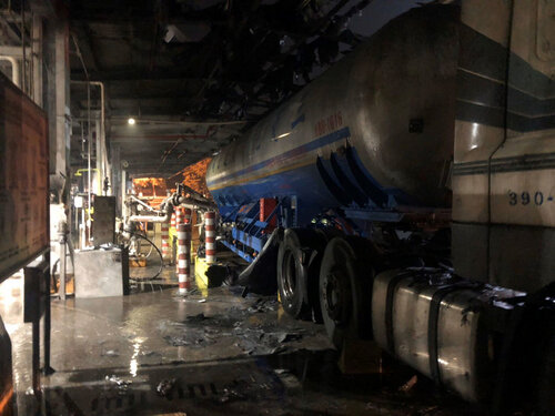 Formosa Plastics fined NT$450,000 after explosion at Kaohsiung plant