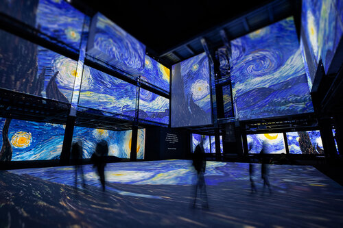 'Van Gogh Alive' world tour to visit Taiwan next year