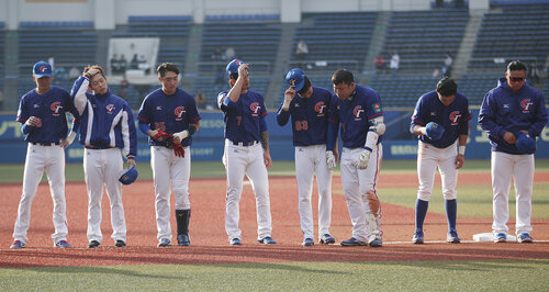 Taiwan loses to Mexico in Premier12 Super Round opener