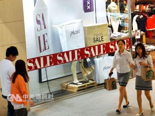 Taiwan's GDP expected to grow 2.45% in 2020: think tank