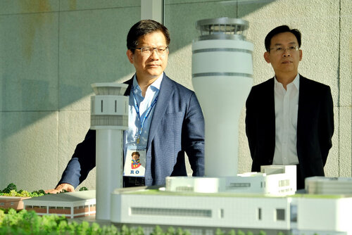 New Taoyuan airport control tower to facilitate smart aviation