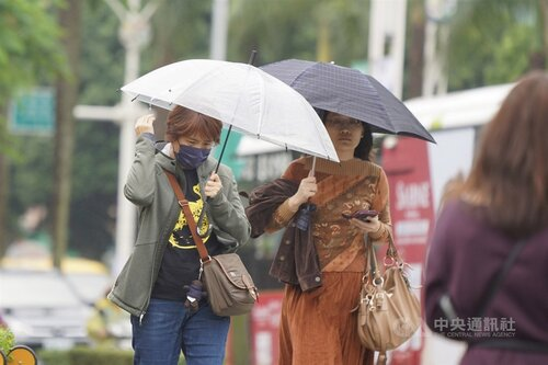 Weather to remain cool, chance of rain