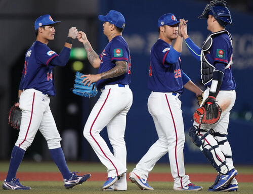 Taiwan baseball team's Olympics chances hinge largely on next 2 games