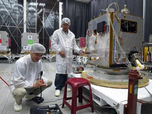 Arianespace to launch Taiwan-developed satellite Triton in 2021