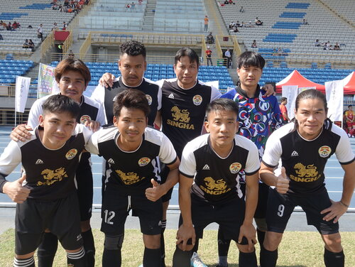 Immigrant football competition kicks off in Taipei