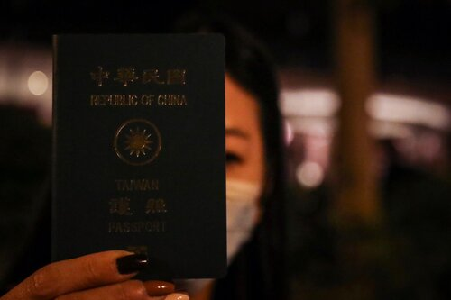 Taiwanese student arrested in HK after leaving PolyU