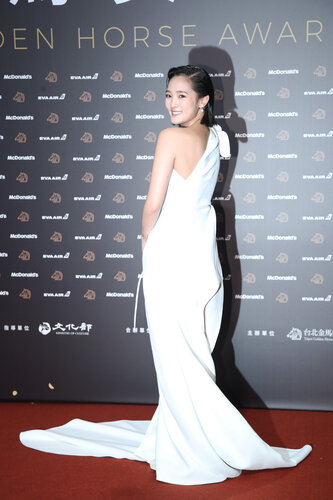 GOLDEN HORSE: Head-turners on the red carpet