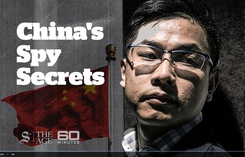 Self-claimed spy fugitive charged with fraud: Chinese police