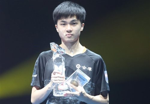Taiwanese Lin Yun-ju finishes 2nd in Singapore table tennis tournament