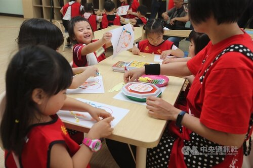 Tsai, Han offer competing childcare, child subsidy policies