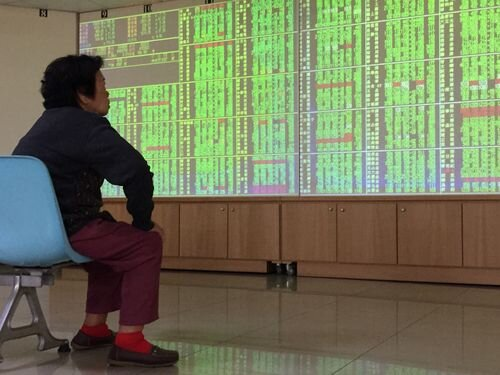 Taiwan shares close down 1.1%