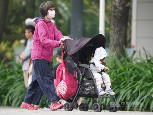 Mercury forecast to dip to 13 degrees in northern Taiwan next week