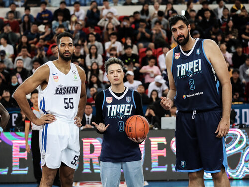 Taipei tops Hong Kong in ASEAN basketball league