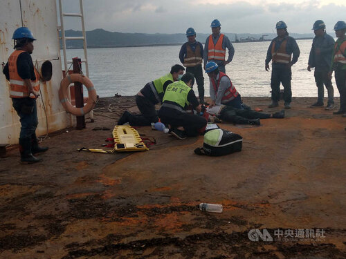 Three migrant workers dead in New Taipei accident