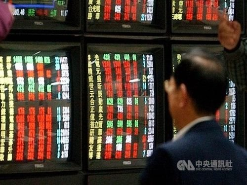 Taiwan shares close up slightly amid concern over global trade
