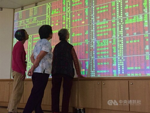 Taiwan shares close up 0.25%