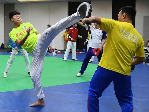 Fresh faces on Taiwan taekwondo team at Rio Olympics