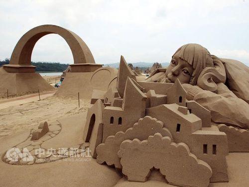 2017 Fulong sand sculpture festival