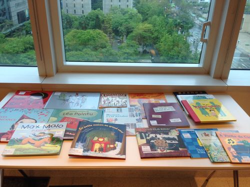 Canadian office holds 'Quebec Illustrations' exhibition in Taipei