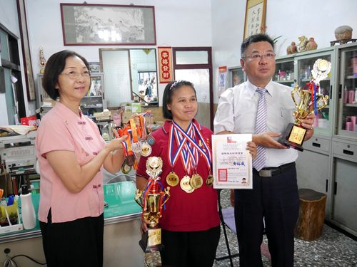 Indonesian domestic caregiver becomes tai chi master in Taiwan