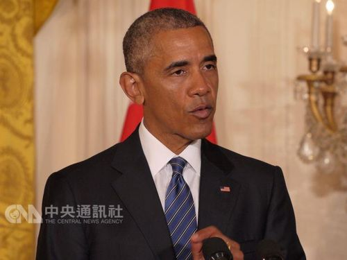 Obama signs legislation backing military exchanges with Taiwan