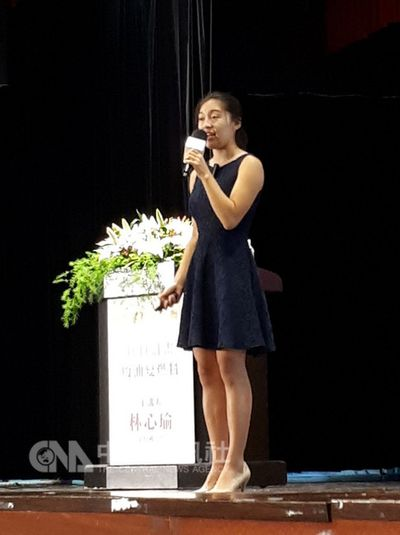 Taiwanese-American shows how young power can change the world