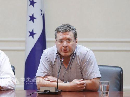 Honduran Ambassador to Taiwan Rafael Fernando Sierra Quesada / CNA file photo