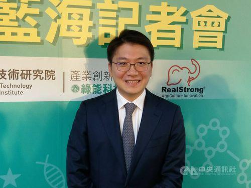 ACBT CEO Tony Peng (彭士豪)
