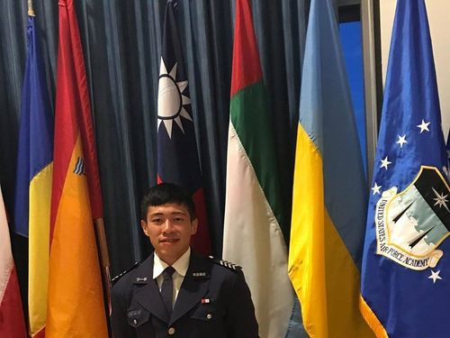 Usafa Graduation 2020.Taiwanese Graduate From U S Air Force Academy Wants To Fly