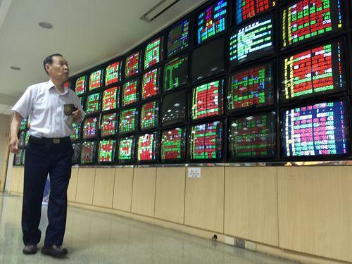 Taiwan shares close down 0.67%