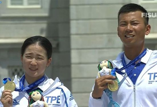 Peng Chia-mao (left) and Wei Chun-heng (right) (Photo from www.ssu.org.tw)