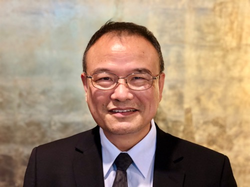 Deputy Minister of Culture Hsiao Tsung-huang (蕭宗煌)