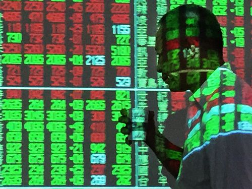 Taiwan shares close down 1.05%