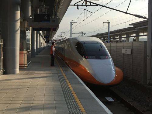 High speed rail to increase services during National Day holiday