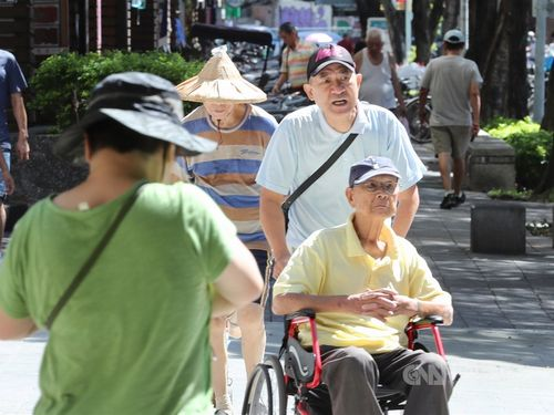 Average life expectancy in Taiwan hits new high of 80.7 years in 2018