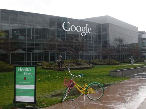 Google to set up data center in Tainan