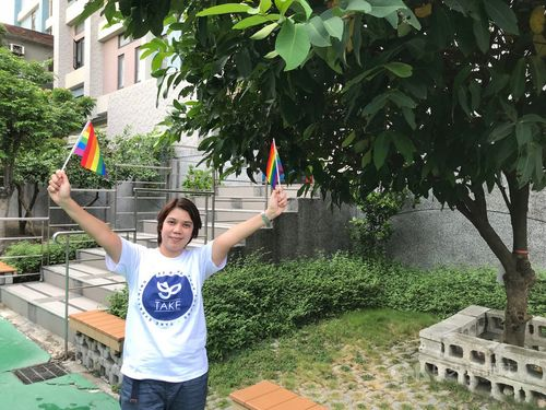 Melinda Babaran / Photo courtesy of Taiwan Literature Award for Migrants