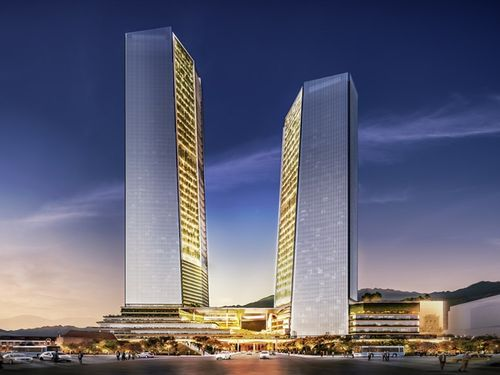 Taiwanese group gets priority status for Twin Towers project