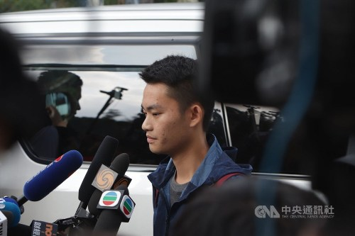 Hong Kong, Taiwan signal openness to cooperation on Chan case