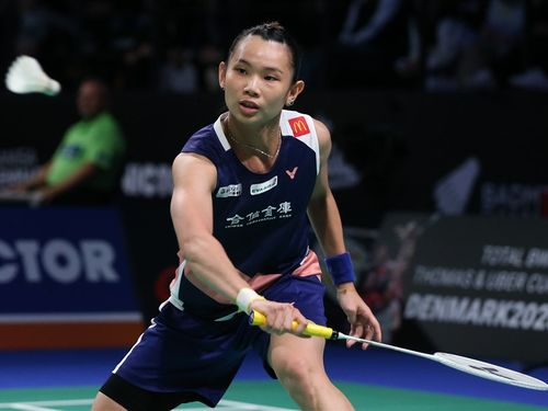 Tai Tzu-ying  From facebook.com/bwfbadminton