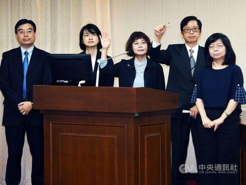 Legislature confirms 5 new Central Election Commission members