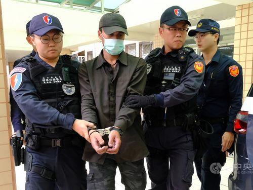 Taoyuan airport trespasser of unknown origin detained