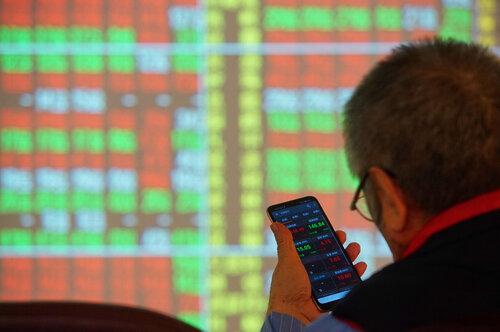 Taiwan shares close up 0.08%
