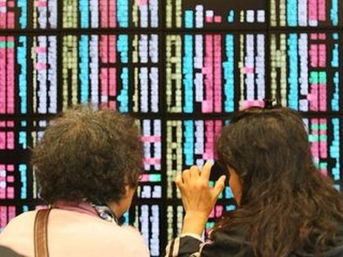 Taiwan shares close down 0.23%