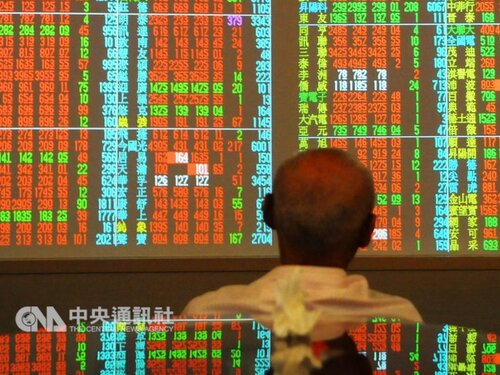 Taiwan shares close up on gains in U.S. markets