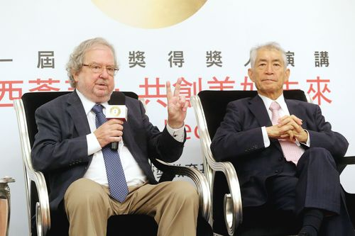 Tang laureates hope prize can draw young talent to science