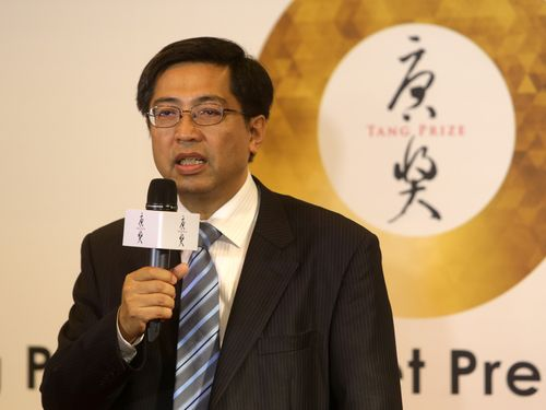 Interview series: Tang Prize organizer sets sights on world status