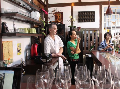 French man gives new lease of life to old house in Chiayi City