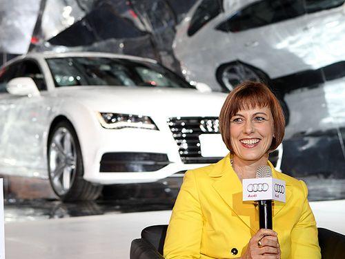 Courtesy of Audi Taiwan